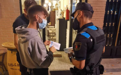 Medidas restrictivas frente a la crisis sanitaria en Madrid
