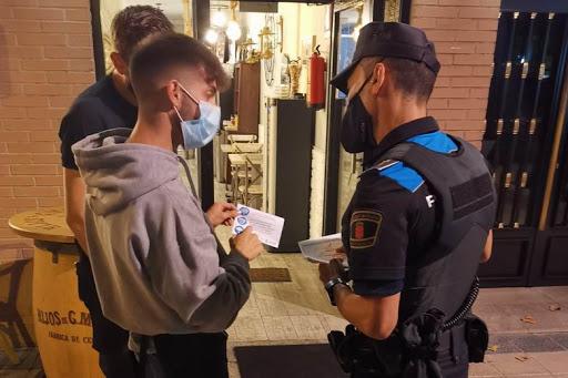 Medidas restrictivas frente a la crisis sanitaria en Madrid